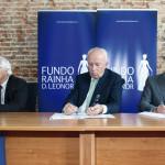 Santa Casa de Lisboa assina acordos em Almeirim