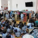 Projeto de partilha de saberes na Santa Casa