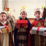 Conde Sobral em dia de Reis