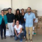 Santa Casa da Misericórdia de Almeirim entrega bens de primeira necessidade às vítimas de Pedrógão Grande
