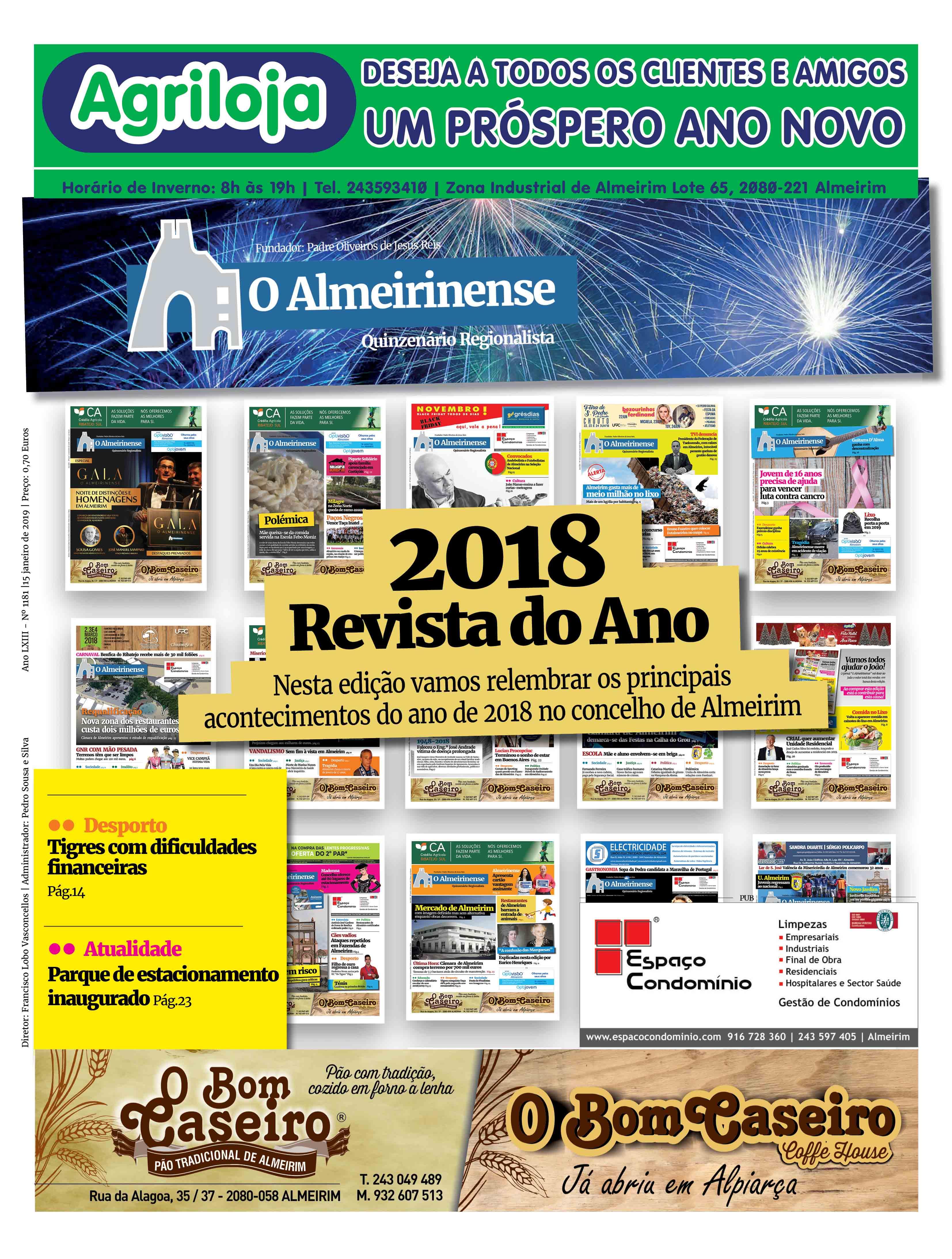 O nosso jornal