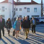 Governadora do Rotary Club de Portugal visita a Santa Casa da Misericórdia de Almeirim.