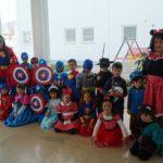 Desfile de Carnaval do Colégio Conde de Sobral