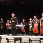 Orquestra da Câmara de Cascais e Oeiras deu concerto inédito em Almeirim