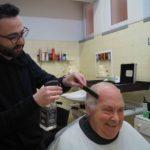 O Barbeiro no Lar de S. José