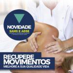 Fisioterapia da Misericórdia de Almeirim tem novas Convenções, junta-se agora a ADSE e SAMS